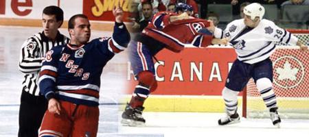 Tie Domi Hockey